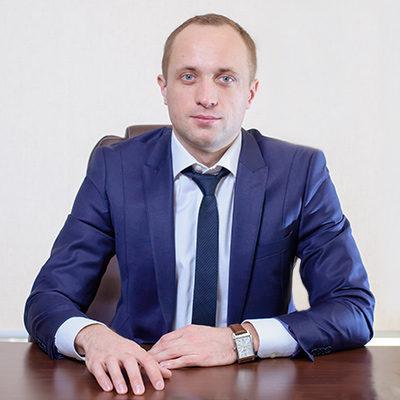 Sergei Demchuk - Vice President