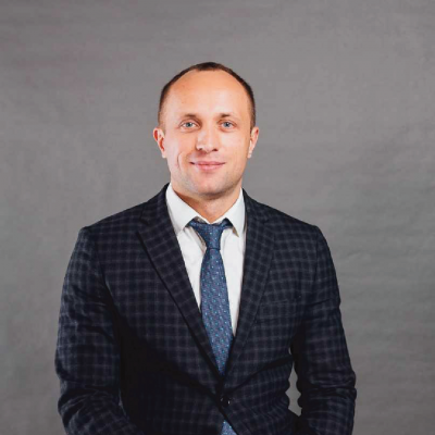 Sergei Demchuk - Vice President for Asia specialized in digital lending business