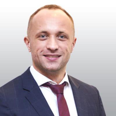 Сергей Демчук - вице-президент по Азии, специализирующийся на бизнесе цифрового кредитования