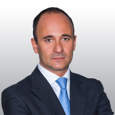 Luca Pellegrini - Vice President International Institutional Investors