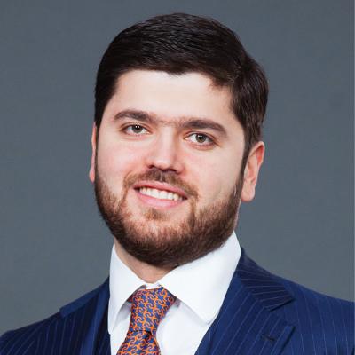 Гарик Геворкян - партнер