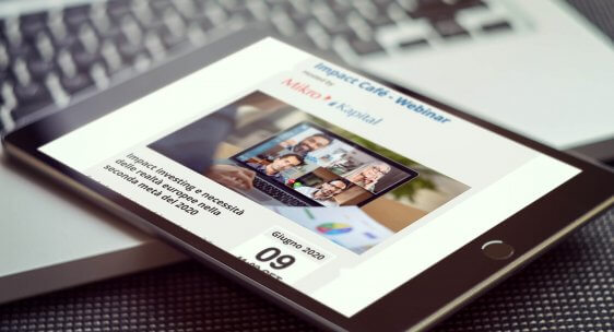 Impact Café – Webinar – 9 June 2020